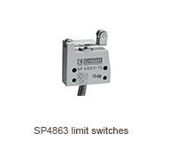 SP4863 Limit Switches
