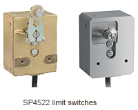 SP4522 Limit Switches