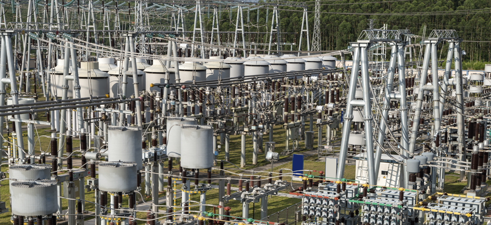 electrical plant